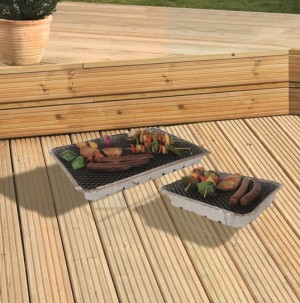 500g Disposable BBQ