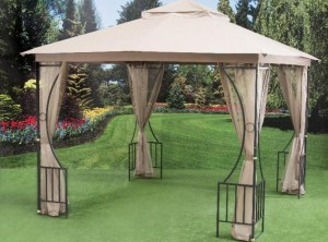 3m Oxford Gazebo
