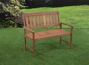 Buckingham Wooden Garden Bench