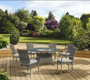 Toulouse 6 Seat Dining Set