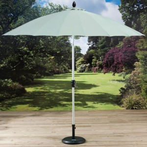 2 7m Shanghai Parasol with Crank and Tilt Mint