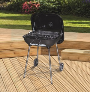 21-5 Inch Square BBQ
