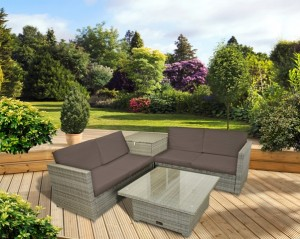 Pagoda Luxury Outdoor Furniture