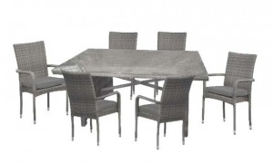 Tuscany 7-piece Dining Set